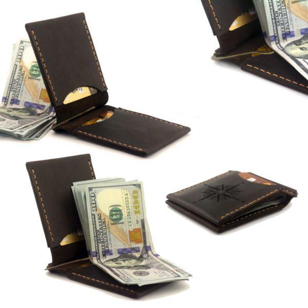 Banknotówka z klipsem jako stylowy prezent dla mężczyzny
