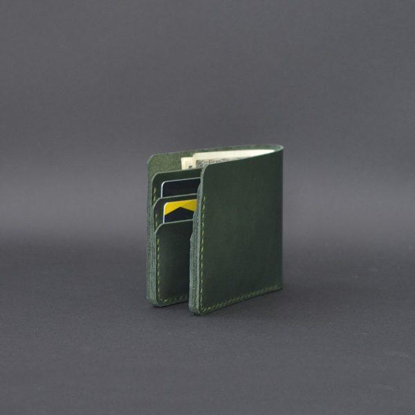 skórzany portfel Handmade Vintage. Praktyczny prezent dla męża