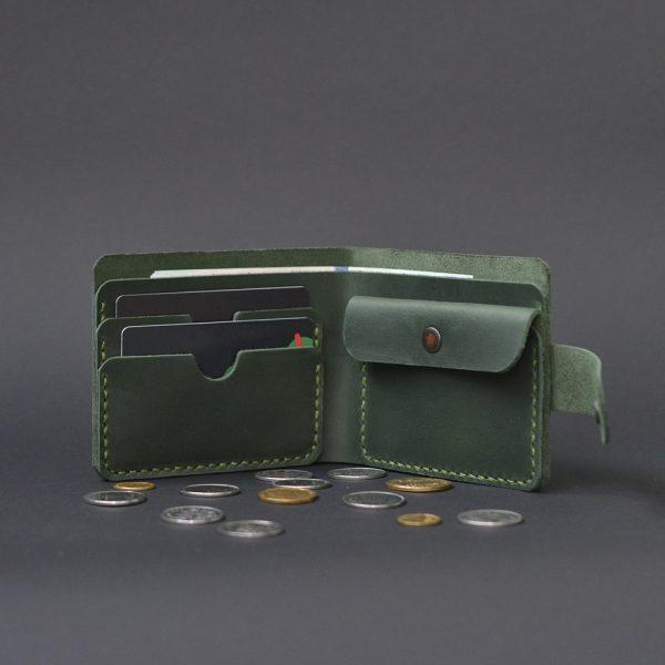 portfel męski skórzany ręcznie robiony