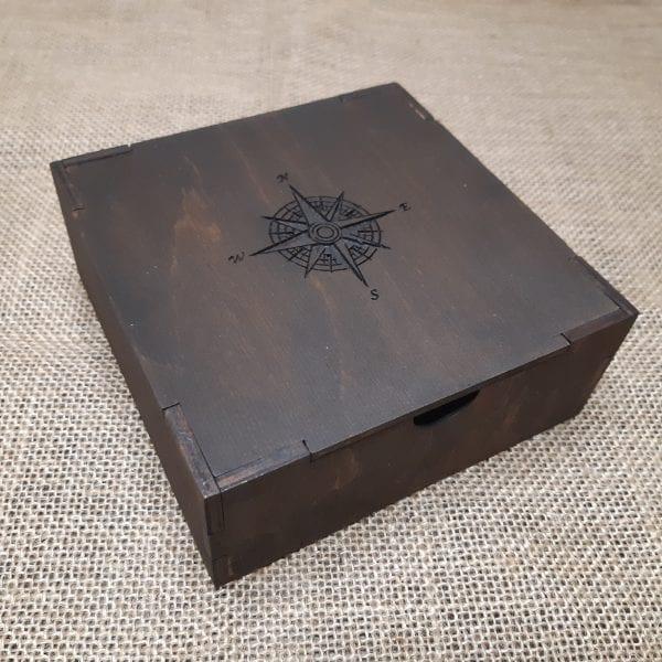 Wallet storage gift box 13х13х5 сm