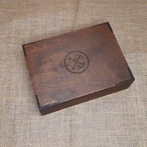 Wallet storage gift box 19х14х6 сm