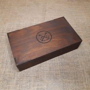 Wallet storage gift box 21х12х5 сm